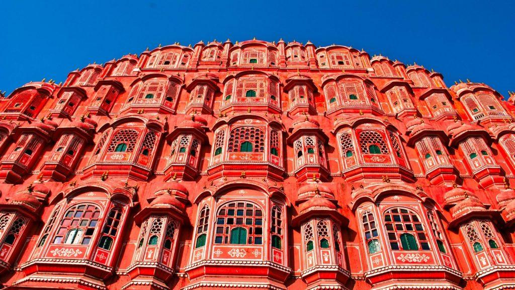 Palacio de los Vientos Jaipur