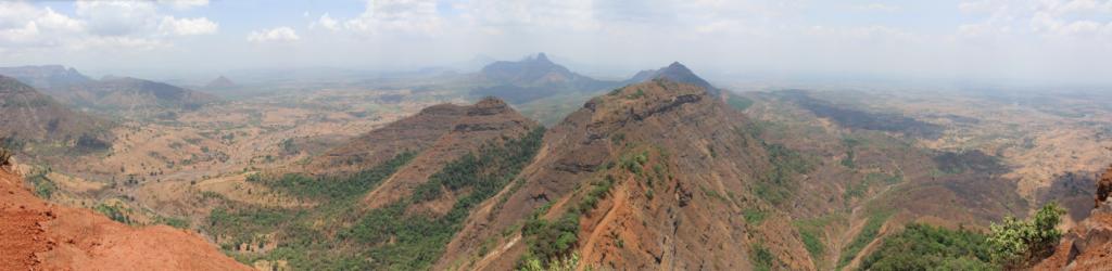 India durante el monzón: la transformación de un subcontinente
