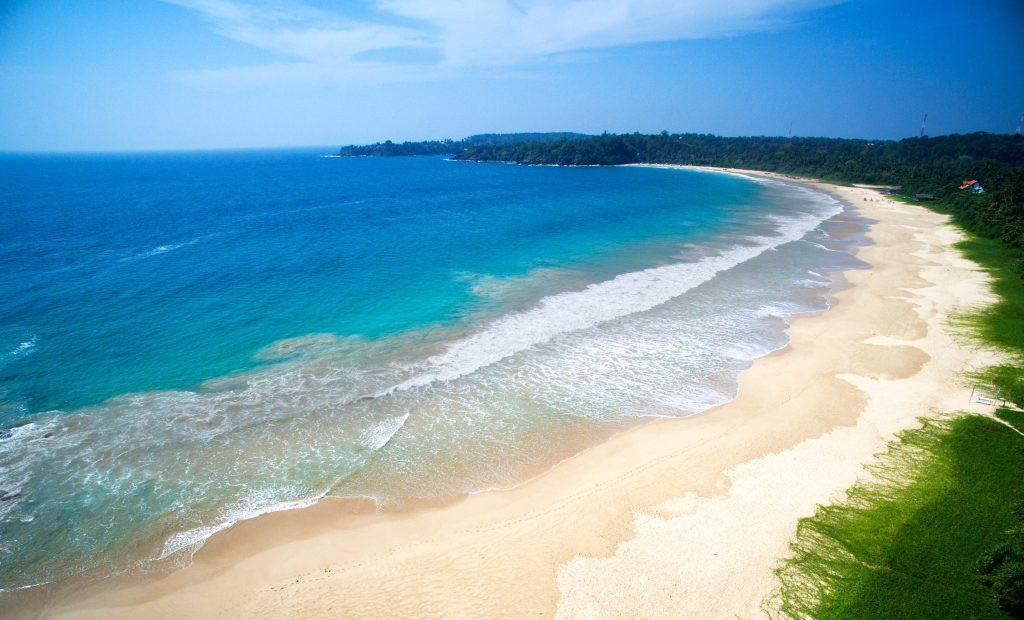 Talalla House, una de las playas desconocidas de Sri Lanka.