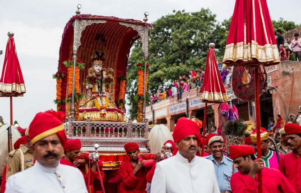 Festivals in India during the monsoon