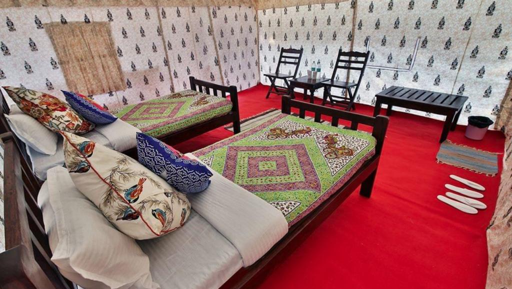 Alojamiento durante el Kumbh Mela 2019 en Allahabad