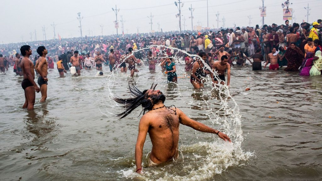 Kumbh Mela, the greatest pilgrimage in the world