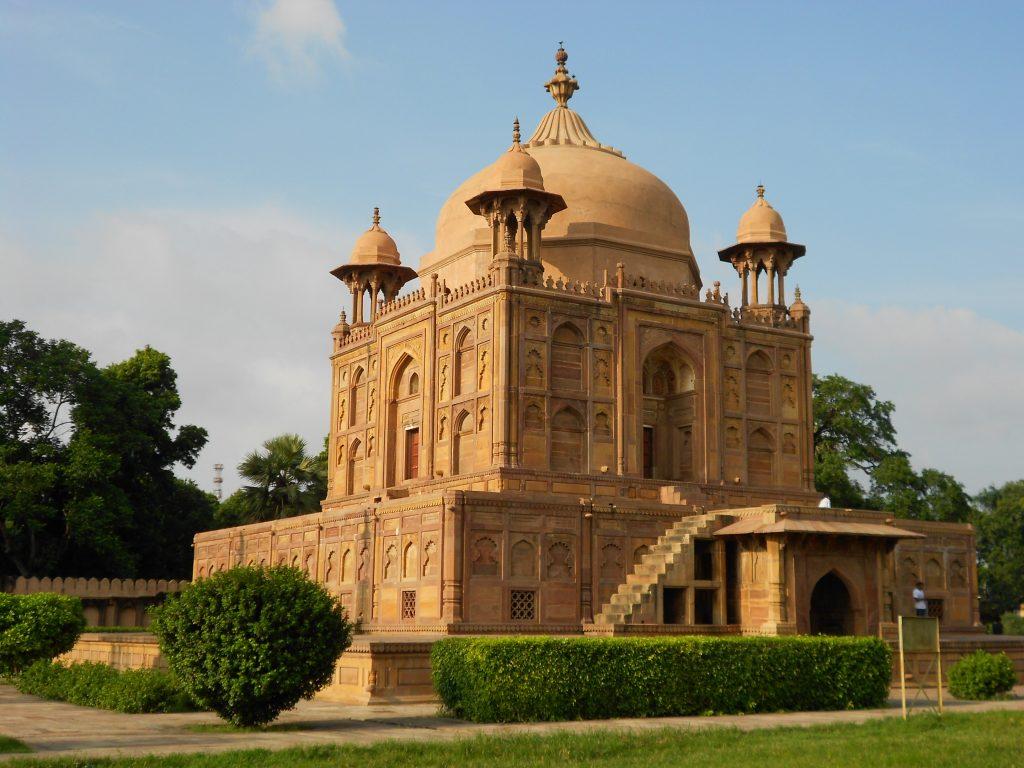 Mausoleos mogoles de Khusro Bagh