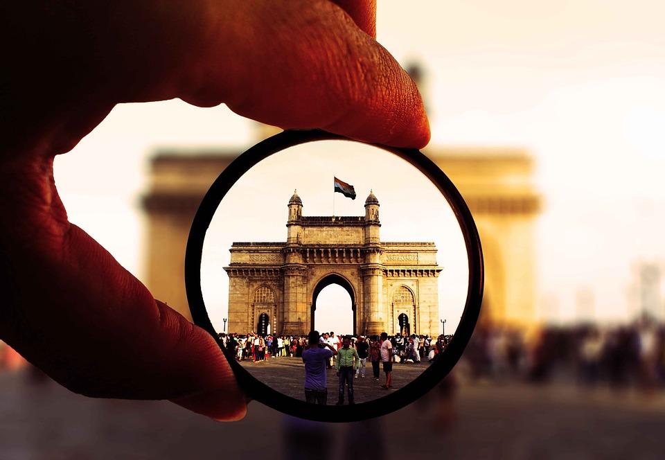 Viajar por India pasando por Mumbai