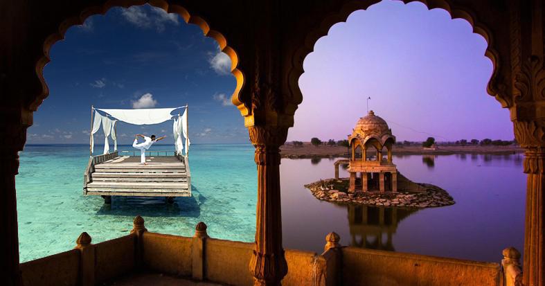 Viaje a India y Maldivas : de Rajastán al Piano Deck de Baros