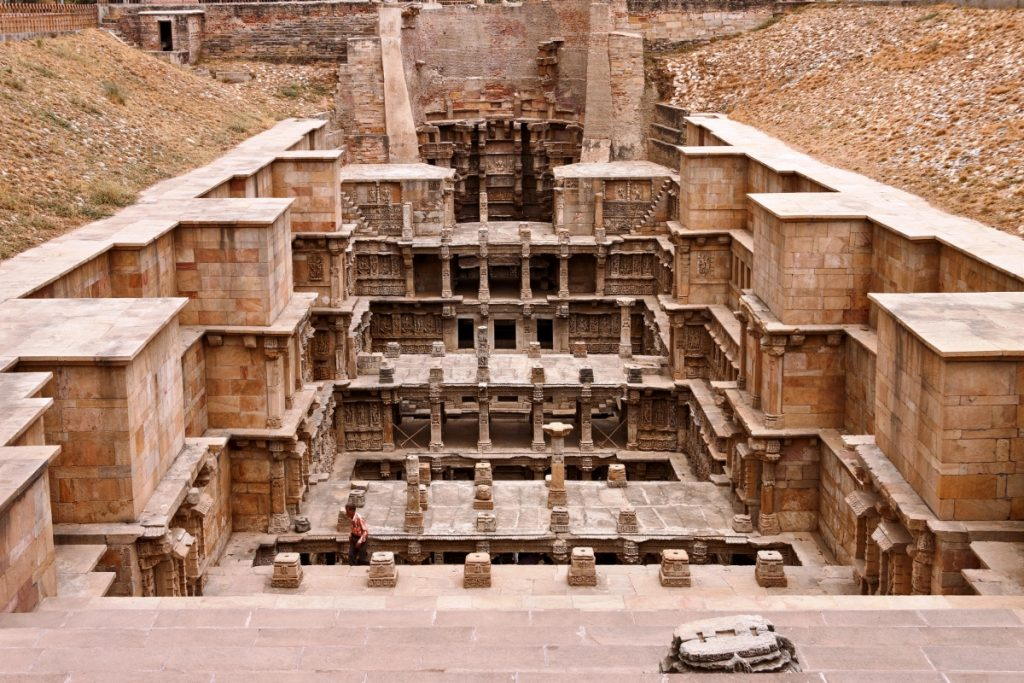 Rani Ki Vav, baori heritage of Unesco in Gujarat