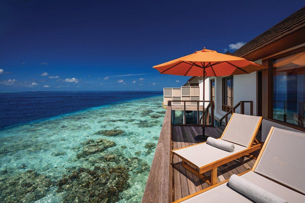 Villa en resort de Maldivas OBLU