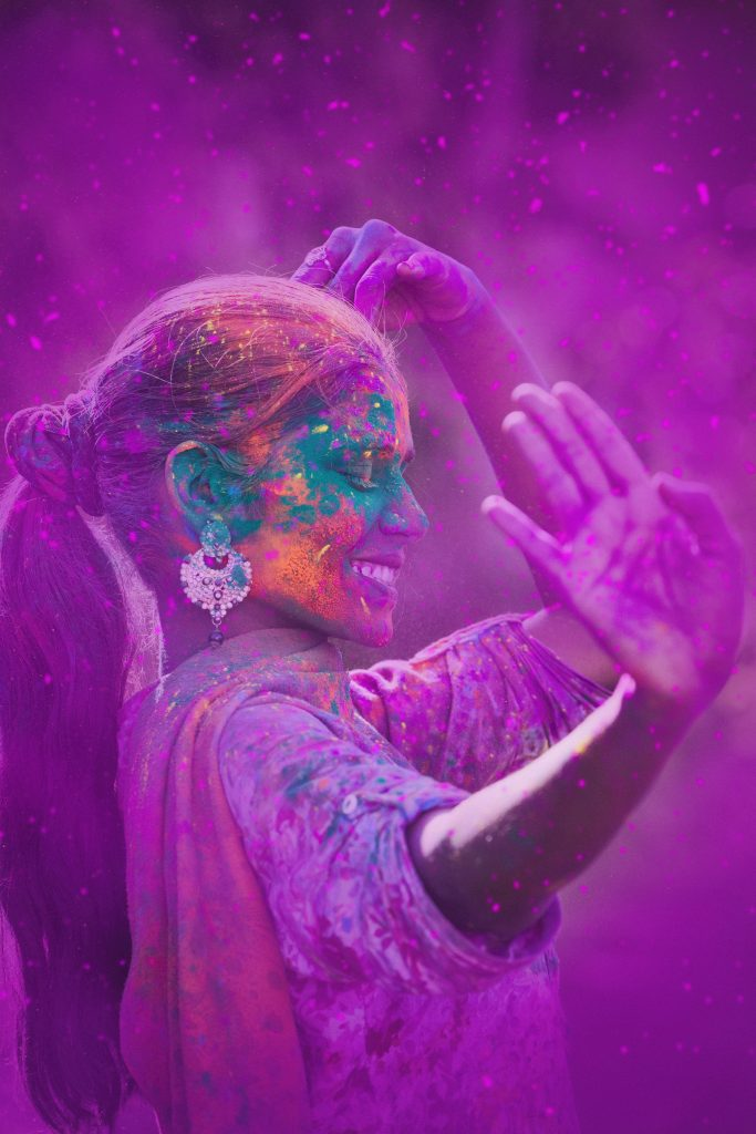 Travel to Holi India