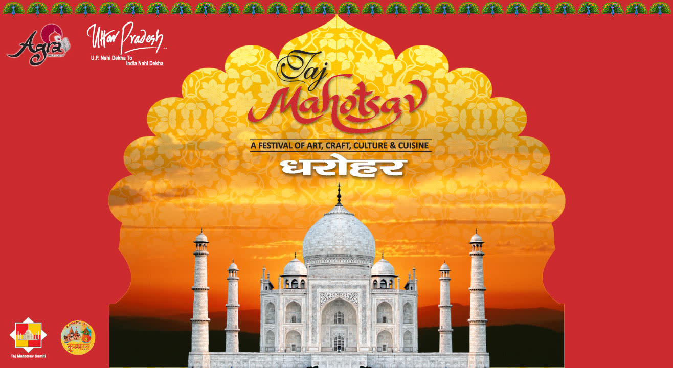 Visit the Taj Mahotsav festival | India-Raju