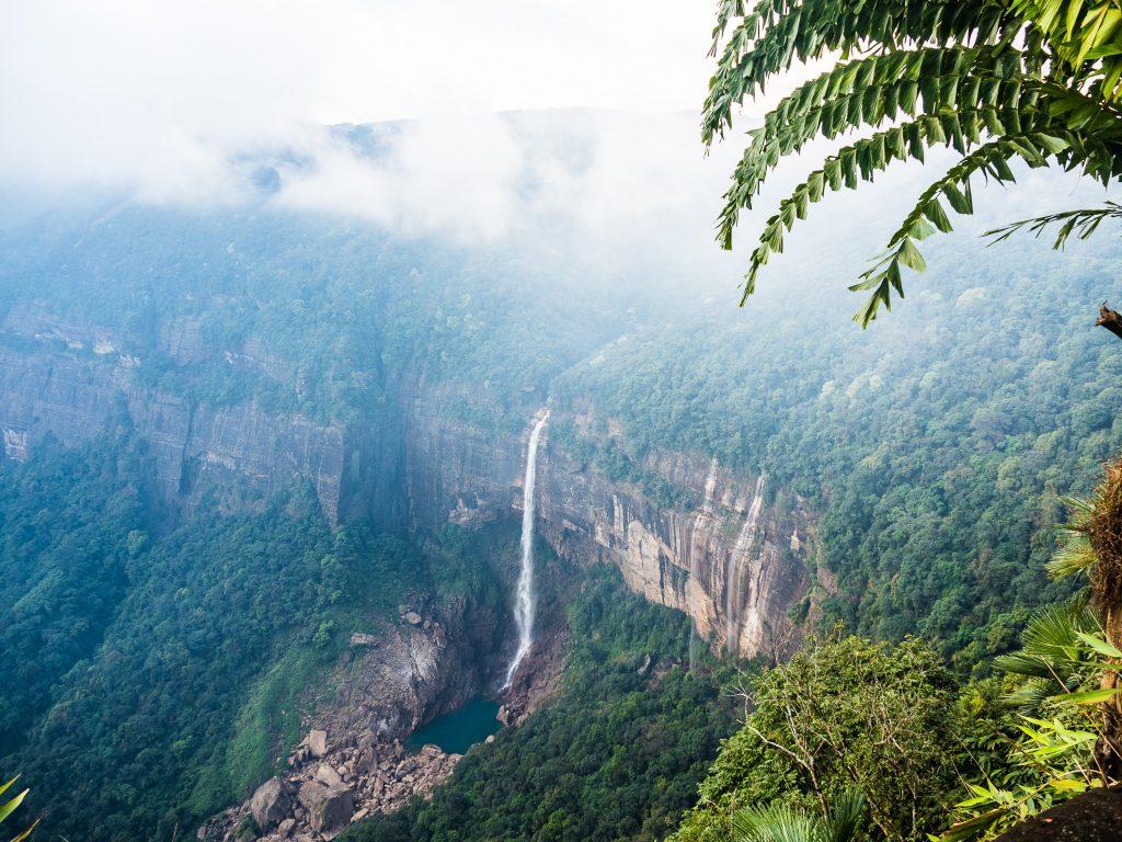 Cascada de Cherrapunji