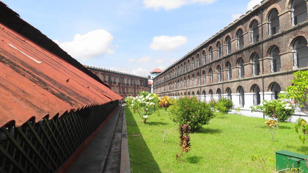Prisión inglesa en las islas Andamán