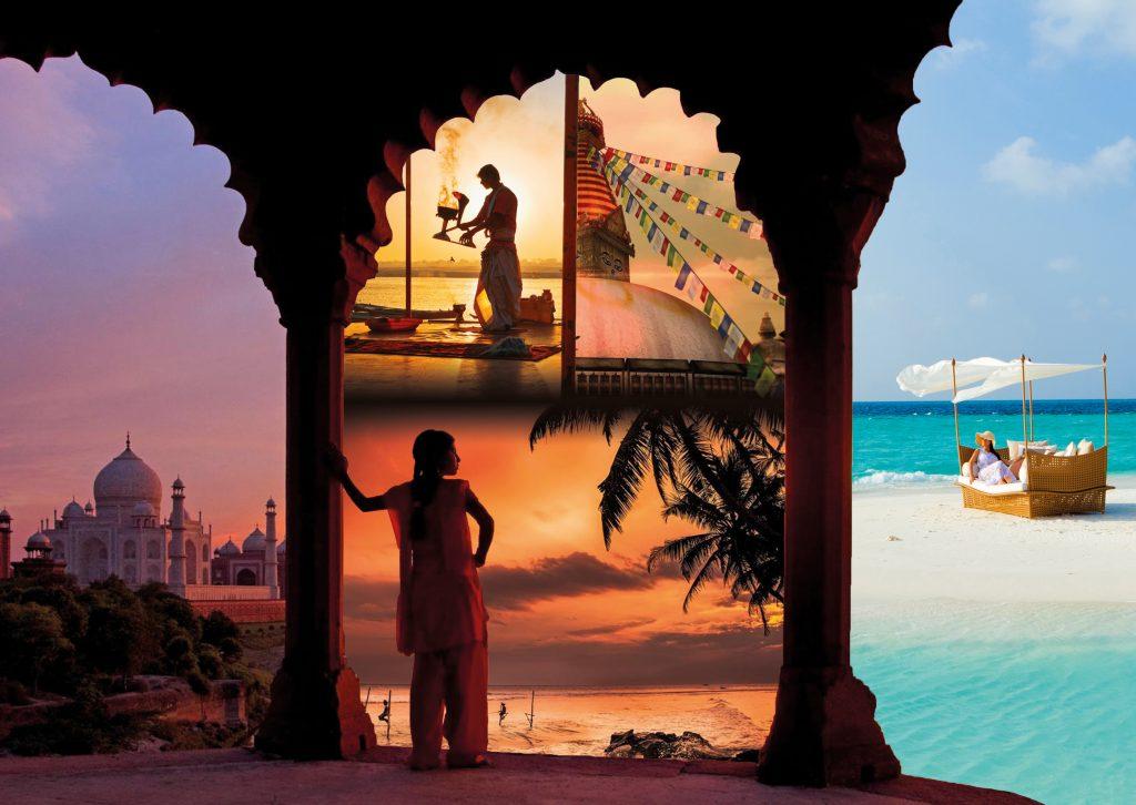 Viajes combinados a India FITUR 2020