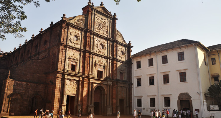 Basilica of the Good Jesus of Goa