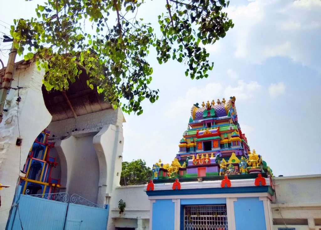Visa Balaji Temple, el colorido templo de la visa en India