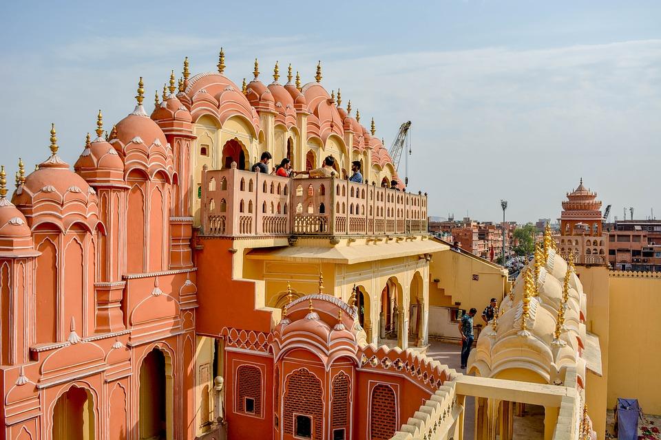 Jaipur Patrimonio Mundial de la Humanidad Unesco