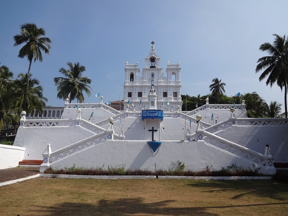 Goa's most important church