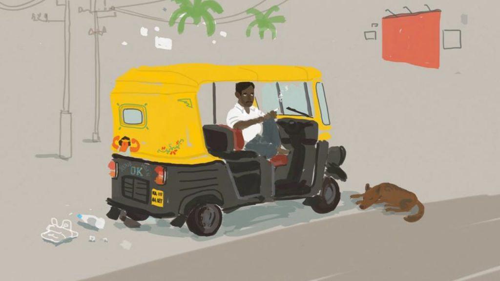 Peor viaje a India