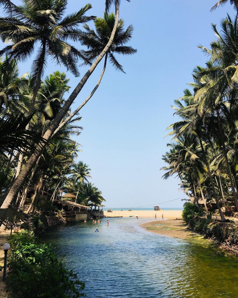 Goa beaches to relax