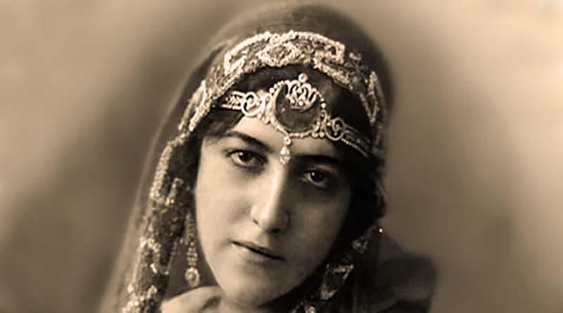 Anita Delgado en India