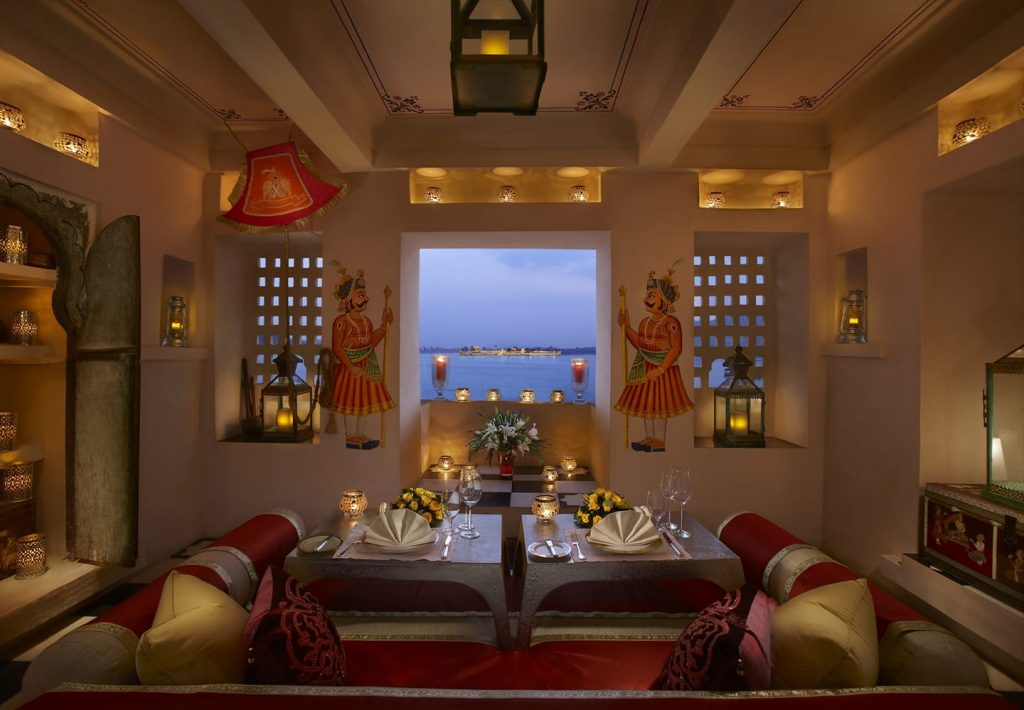 Dine at The Leela Palace Udaipur