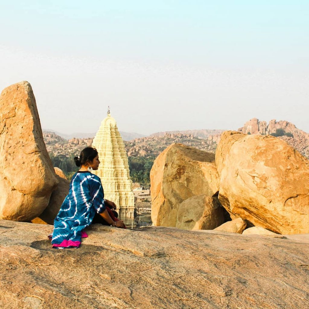 Lugares de Instagram en India y Hampi