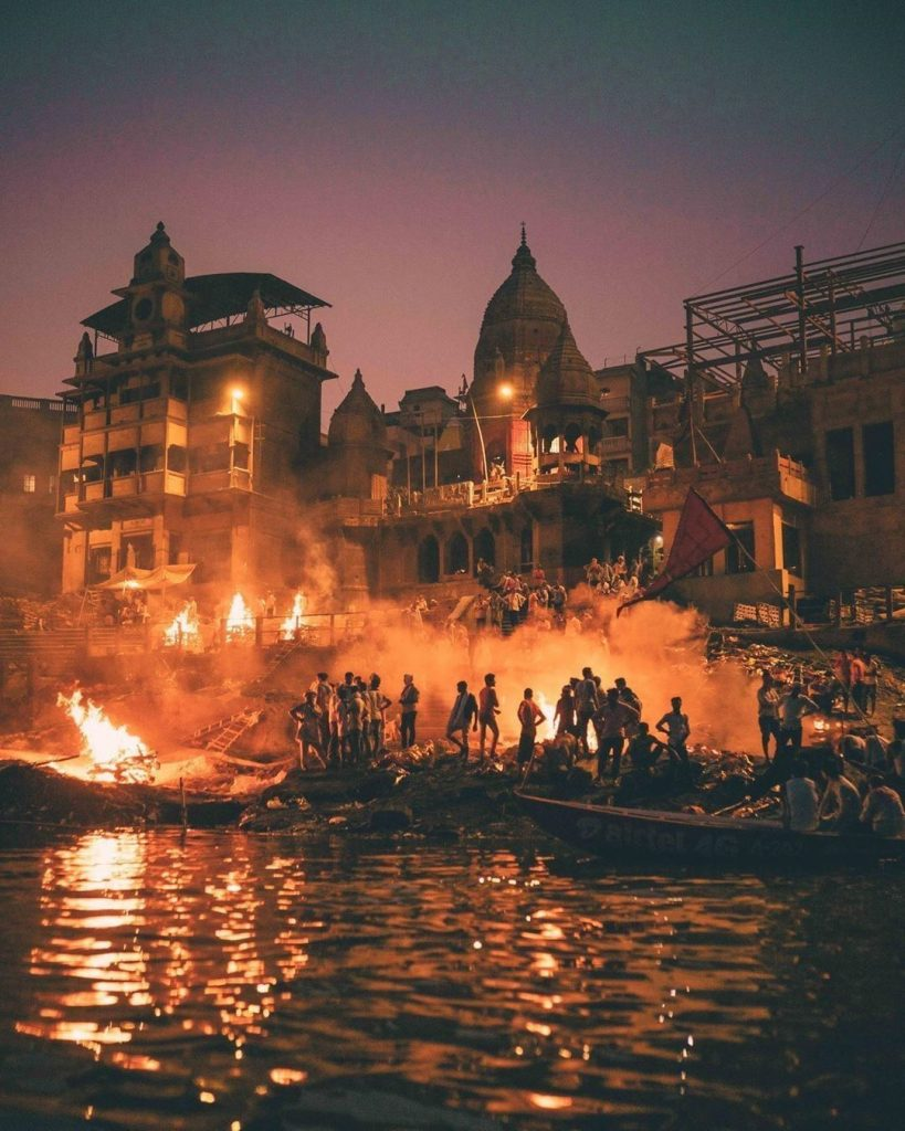 Varanasi on Instagram