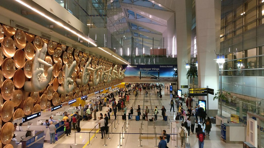 Aeropuertos de India