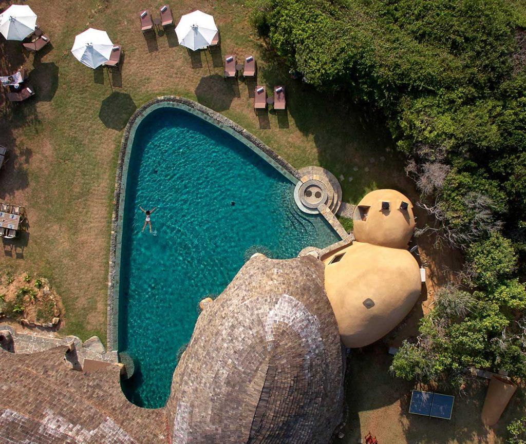 Mejores piscinas de India y Sri Lanka