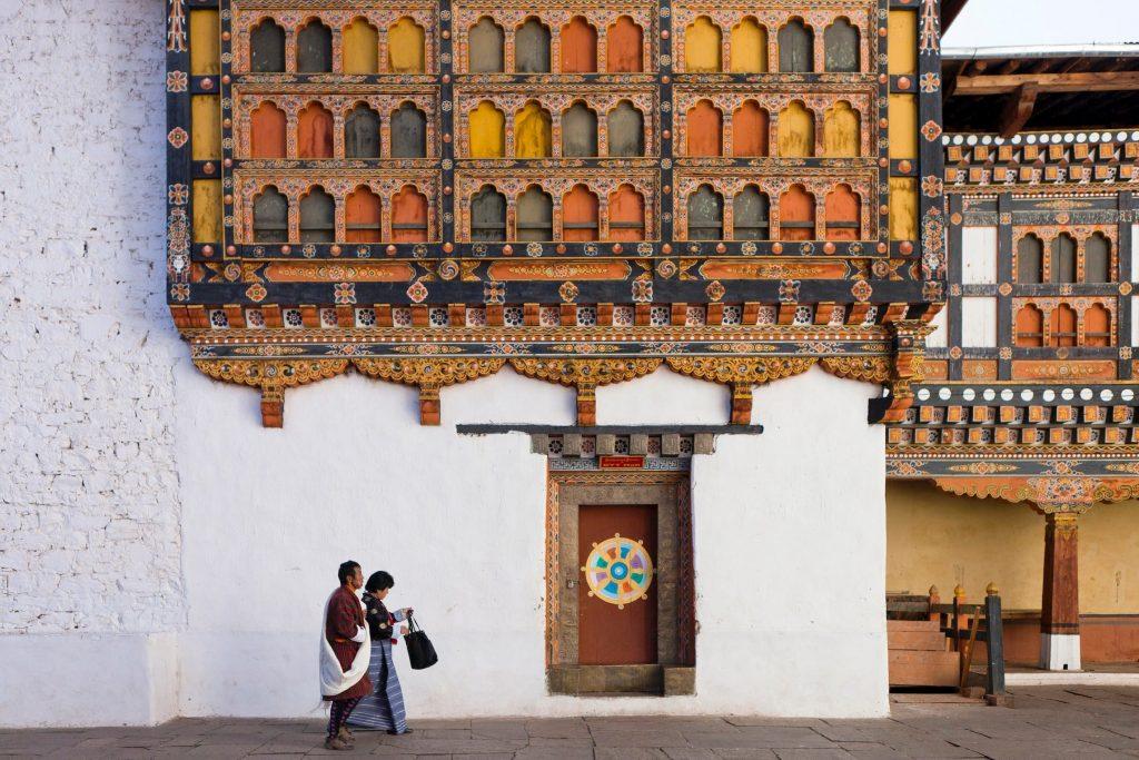 Dzongs de Bután