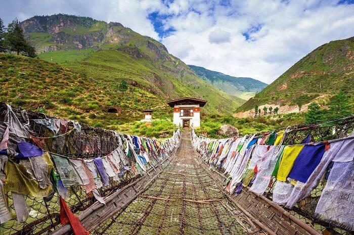 Viajar a Bután en 2020