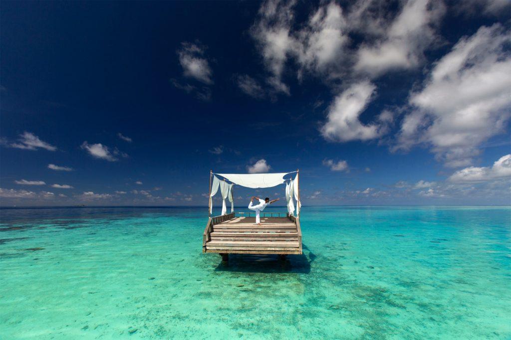 Turismo de lujo en Maldivas