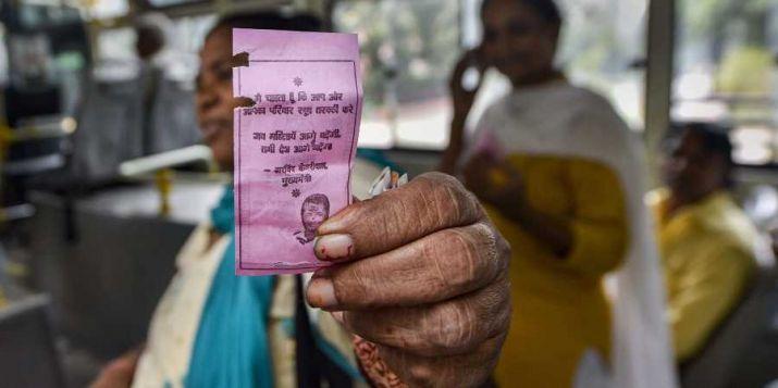 Feminismo en India y tickets rosas
