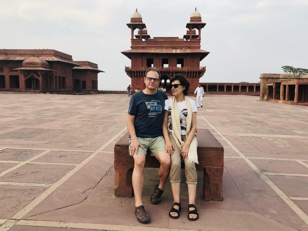 Viajar con guía acompañante en India