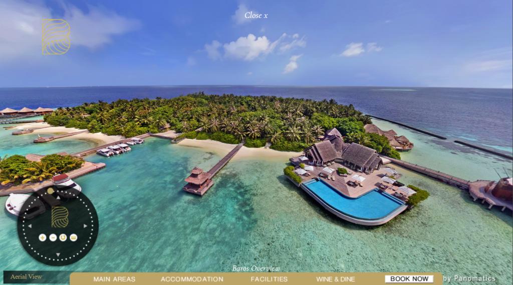 Visita a Maldivas