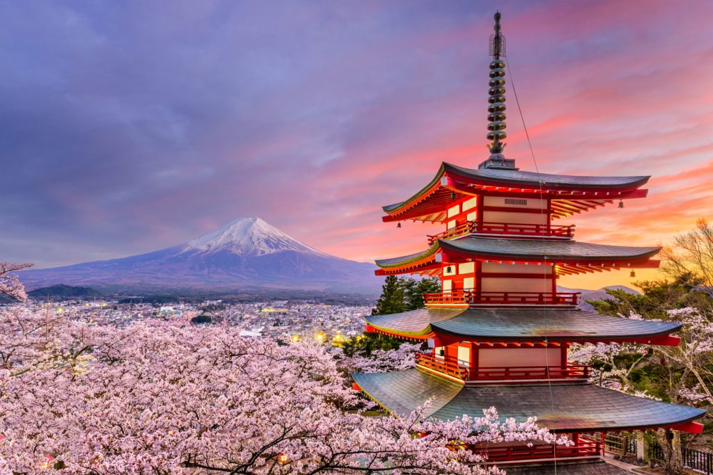 Coronavirus Japón viajes