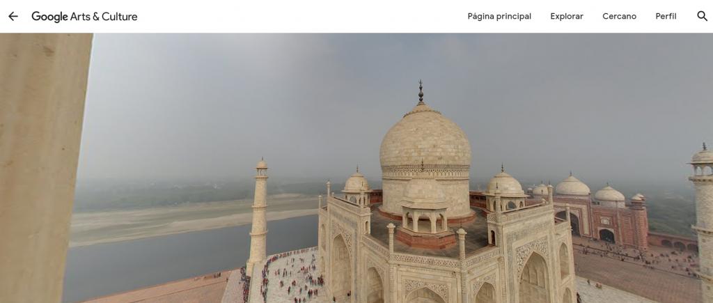 Tours virtuales a India
