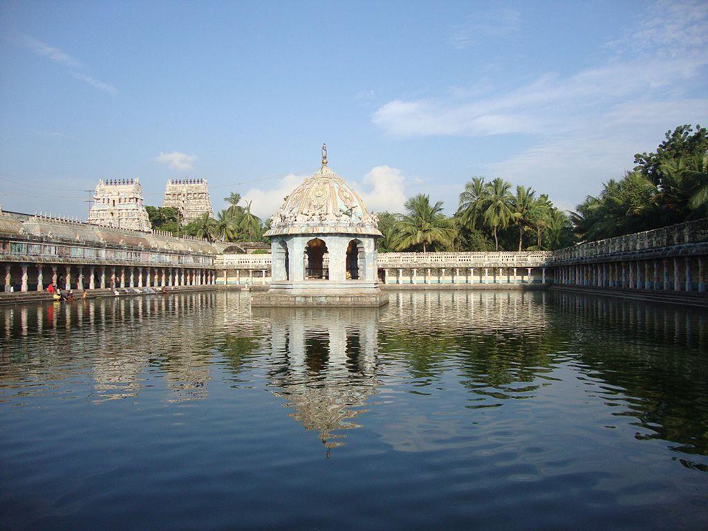 Templo de India del Sur
