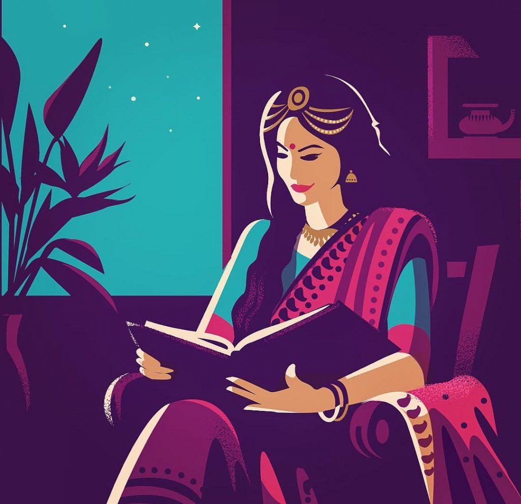 Viaje ilustrado a India