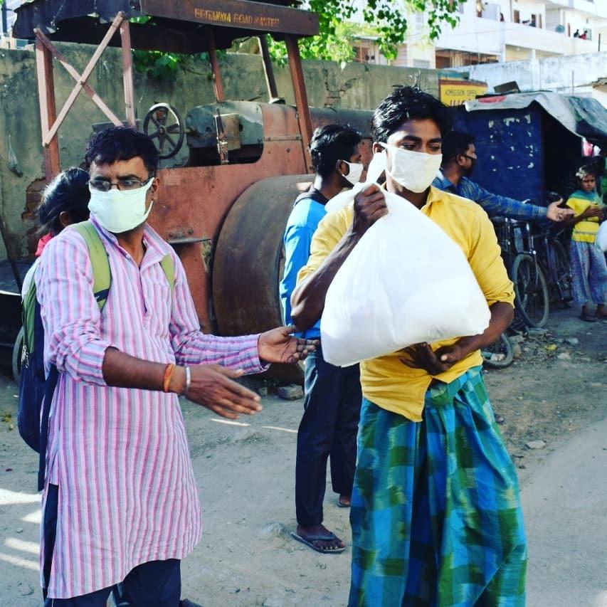 ONGs en India