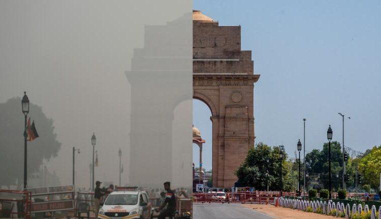 India sin contaminación