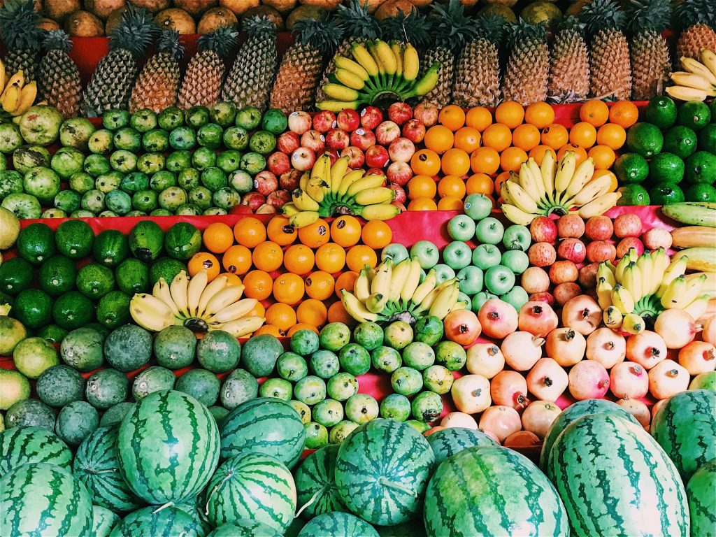 Fruterías de Sri Lanka