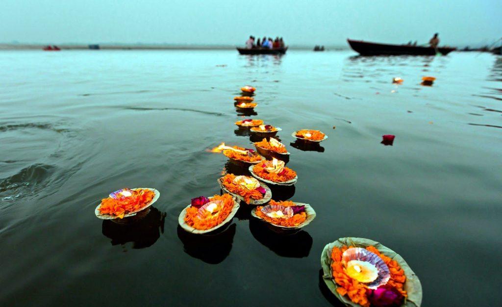 Luces de Varanasi