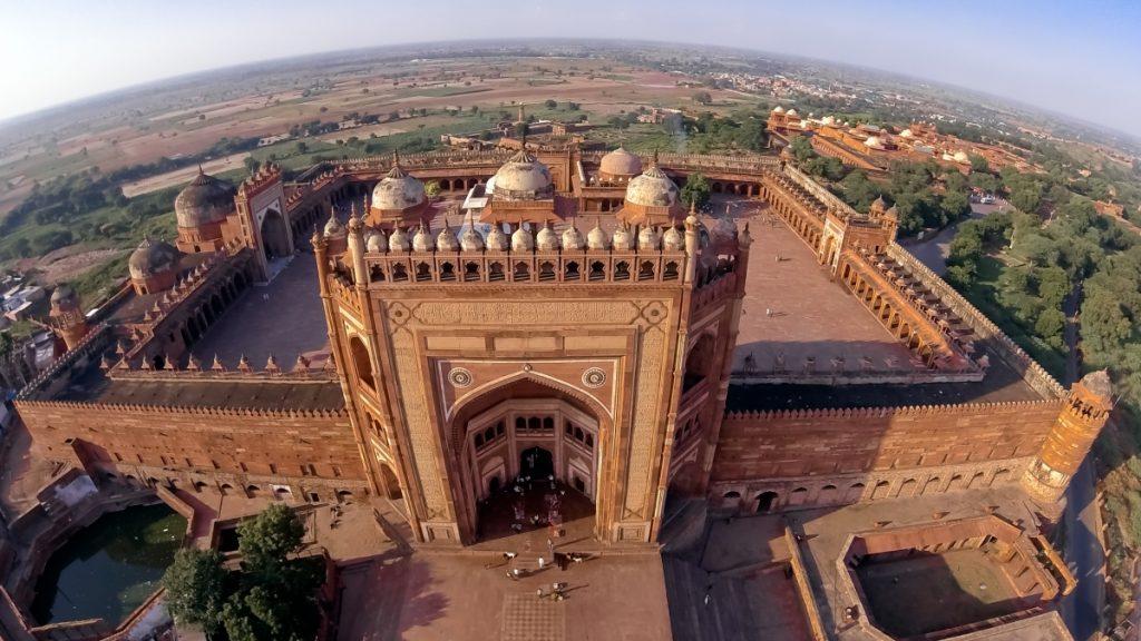 Los lugares más masificados de India