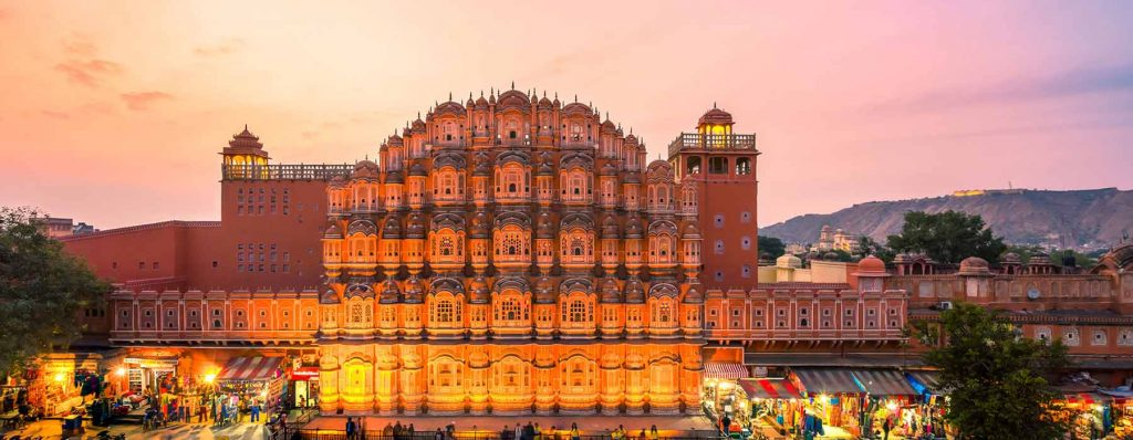 Alternativas al Hawa Mahal