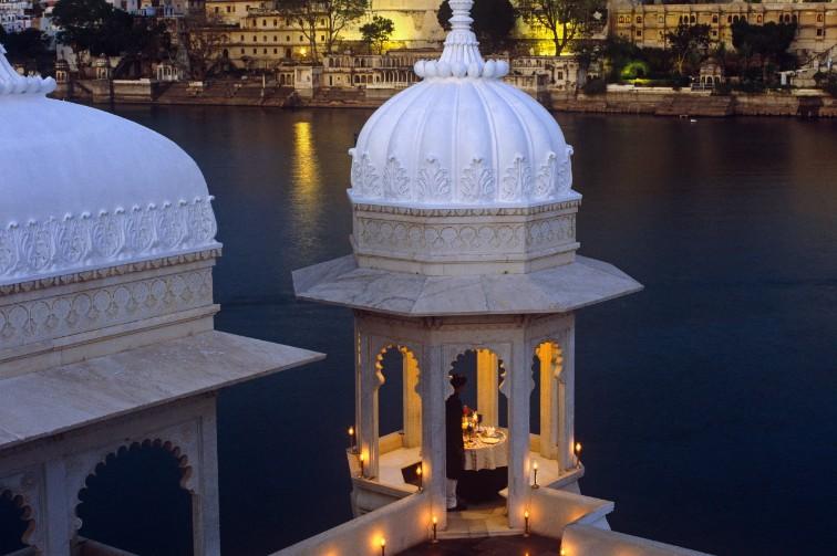 Lugares más románticos de India