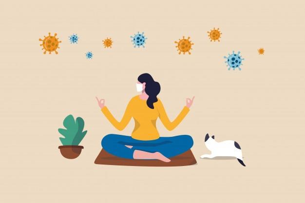 Yoga y meditación para combatir la ansiedad