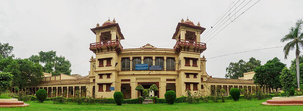 Visitar la Banaras Hindu University en Varanasi