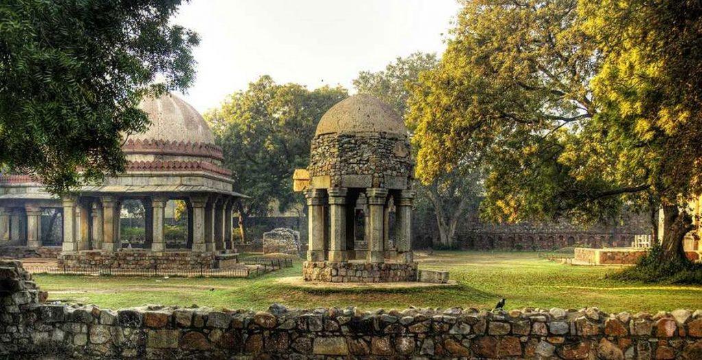 Visitar Hauz Khas Village en Delhi