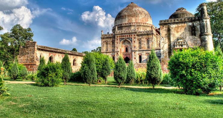 Monumentos de Lodhi Gardens