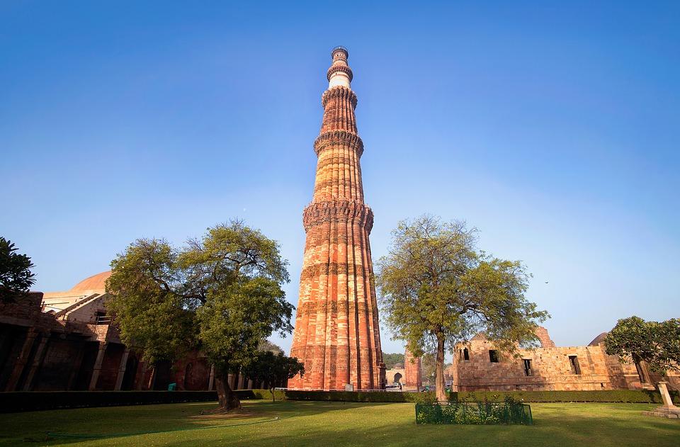 Qutub Minar, orgullo histórico de Delhi